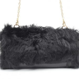 Muffbag - Black and Gold, Front View